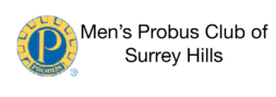 Men's Probus Club of Surrey Hills